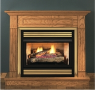 Ventless Gas Fireplaces Only