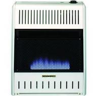 Ventless Blue Flame Gas Space Heaters