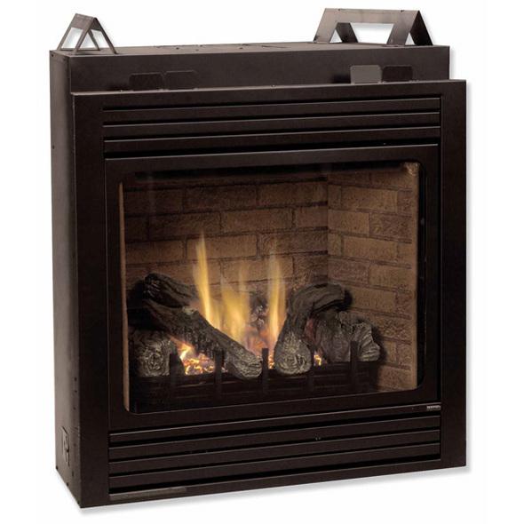 Monessen BDV Series Direct Vent Gas Fireplace - LP ...