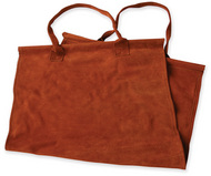 Suede Leather Carrier
