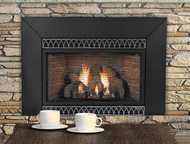 White Mountain Innsbrook (Traditional) Ventless Gas Insert - Remote Ready - Natural Gas