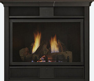 Monessen Chesapeake 32 (Traditional) Ventless Gas Fireplace - Remote Ready - Natural Gas or Propane